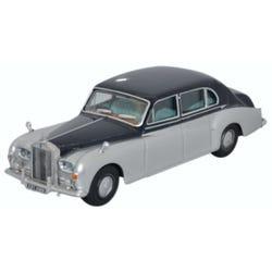 Rolls Royce Phantom V Navy/Silver