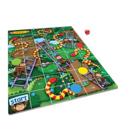 Mini Games - Jungle Snakes & Ladders
