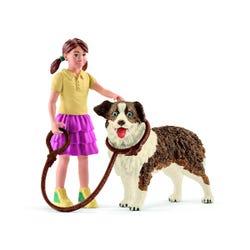 Schleich Dog Kennel