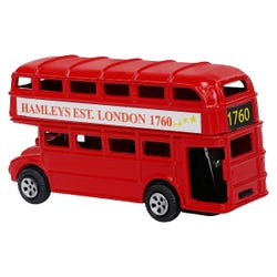 Hamleys Diecast Bus Sharpener