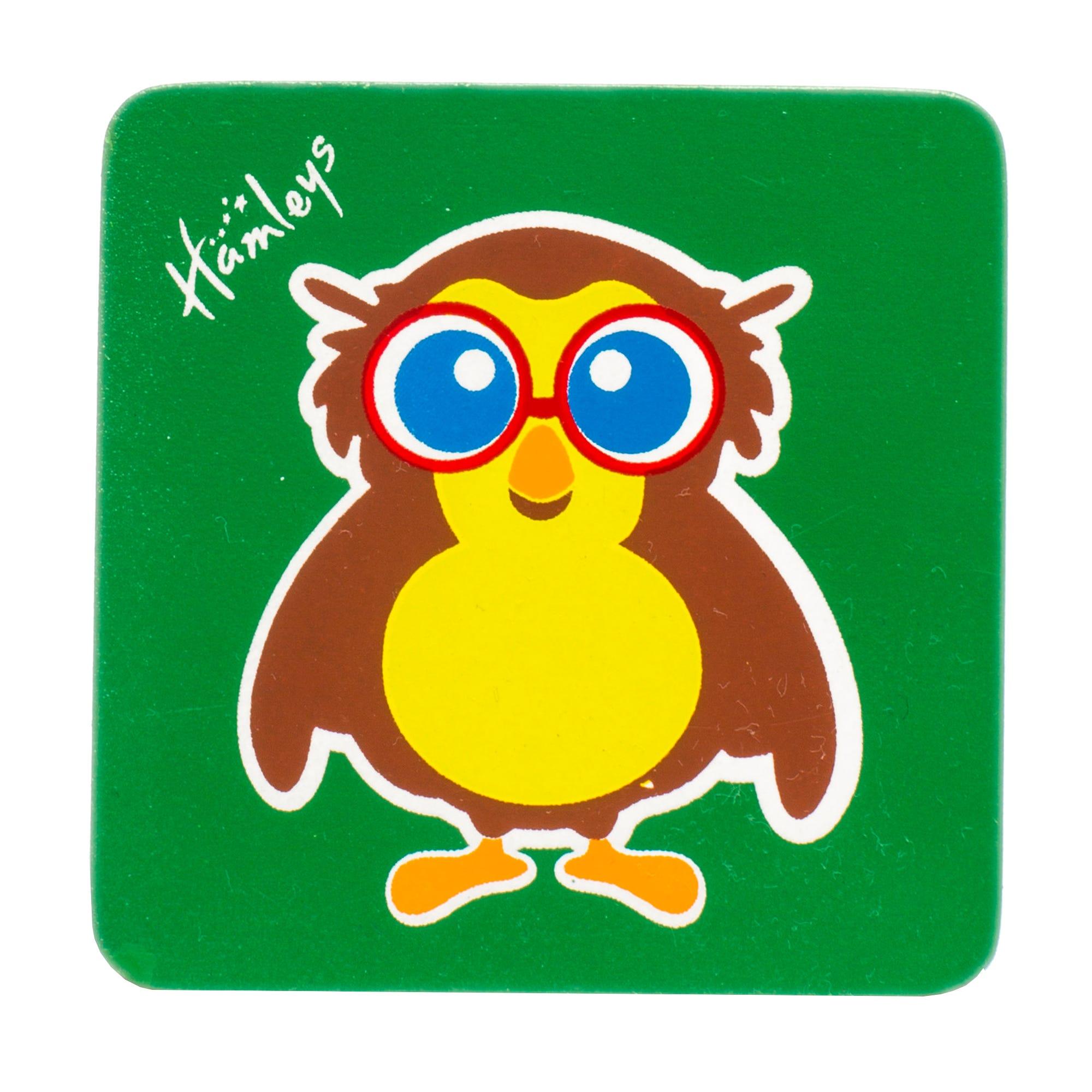 Hamleys Wooden Owl Plaque