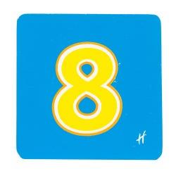 Hamleys Wooden Number 8
