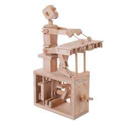 Timberkits Xylophone Player Automata Kit