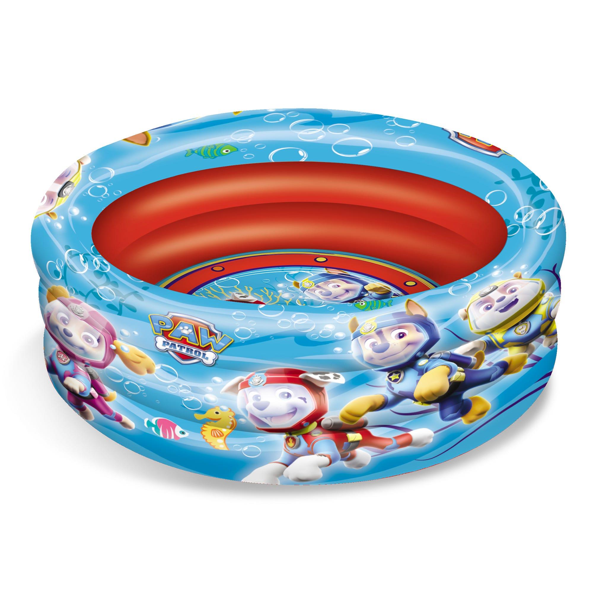 PAW Patrol 3 Ring 100cm Pool