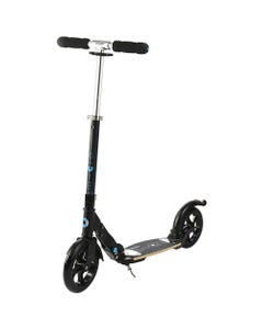 Micro Scooter Adult Flex Deluxe Black Scooter