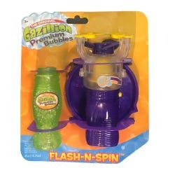 Gazillion Bubbles Flash & Spin Bubble Wand