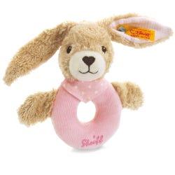 Steiff Hoppel Bunny Grab Ring