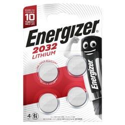 Energizer 2032 4 Pack