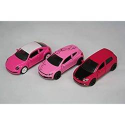 Siku Pink Gift Set Limited Edition Die Cast Cars