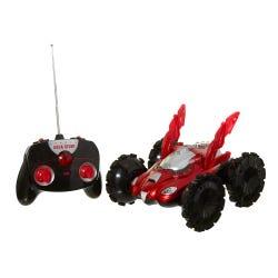 Aqua Stunt Car Red