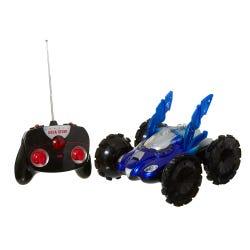 Aqua Stunt Car Blue