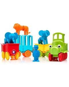 SmartMax - My First Animal Train - 22 Pcs