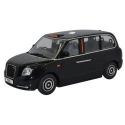 Oxford Diecast LEVC TX Electric Taxi Black