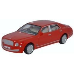 Bentley Mulsanne St James Red