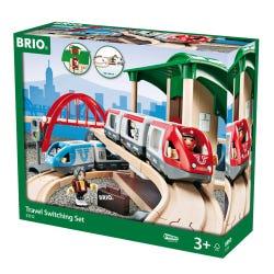 BRIO Travel Switching Set