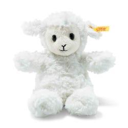 Steiff Fuzzy Lamb Small Soft Toy