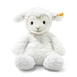 Steiff 38cm Soft Cuddly Friends Fuzzy Lamb Soft Toy