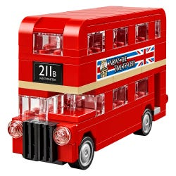 LEGO Creator London Bus V29 40220 - Hamleys Exclusive