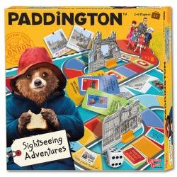 Paddington Bear Sightseeing Adventure Game