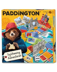 Paddington Bear Sightseeing Adventure Game