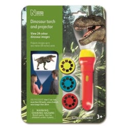 Natural History Dinosaur Torch & Projector