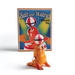 Wind up Ball & Walrus