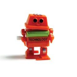 Wind up Robot