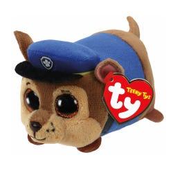 TY Paw Patrol Chase Teeny Soft Toy