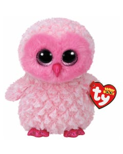 TY Twiggy Owl Boo Buddy
