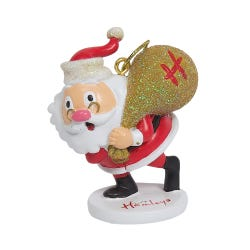 Hamleys Father Christmas Tree Decoration