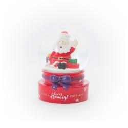 Hamleys Santa Snow Globe