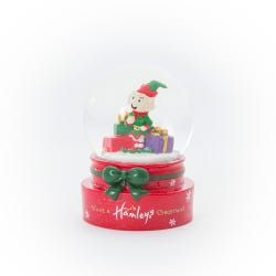 Hamleys Elf Snow Globe