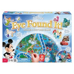 Ravensburger Disney Eye Found It Puzzle