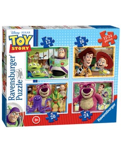 Ravensburger Disney Toy Story, 4 in Box
