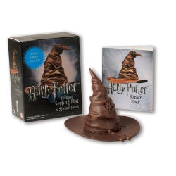 Harry Potter Minature Talking Sorting Hat