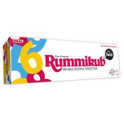 Rummikub With A Twist Game