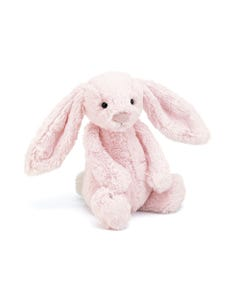 Jellycat Bashful Pink Bunny Medium Soft Toy
