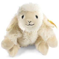 Steiff Little Floppy 22cm Linda Lamb Soft Toy