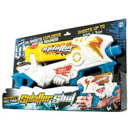 Splatter Shot Water Gun