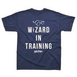 Harry Potter Wizard In Training T-Shirt Age 5-6