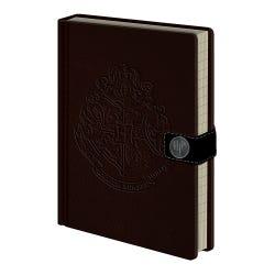 Harry Potter Hogwarts Crest A5 Notebook