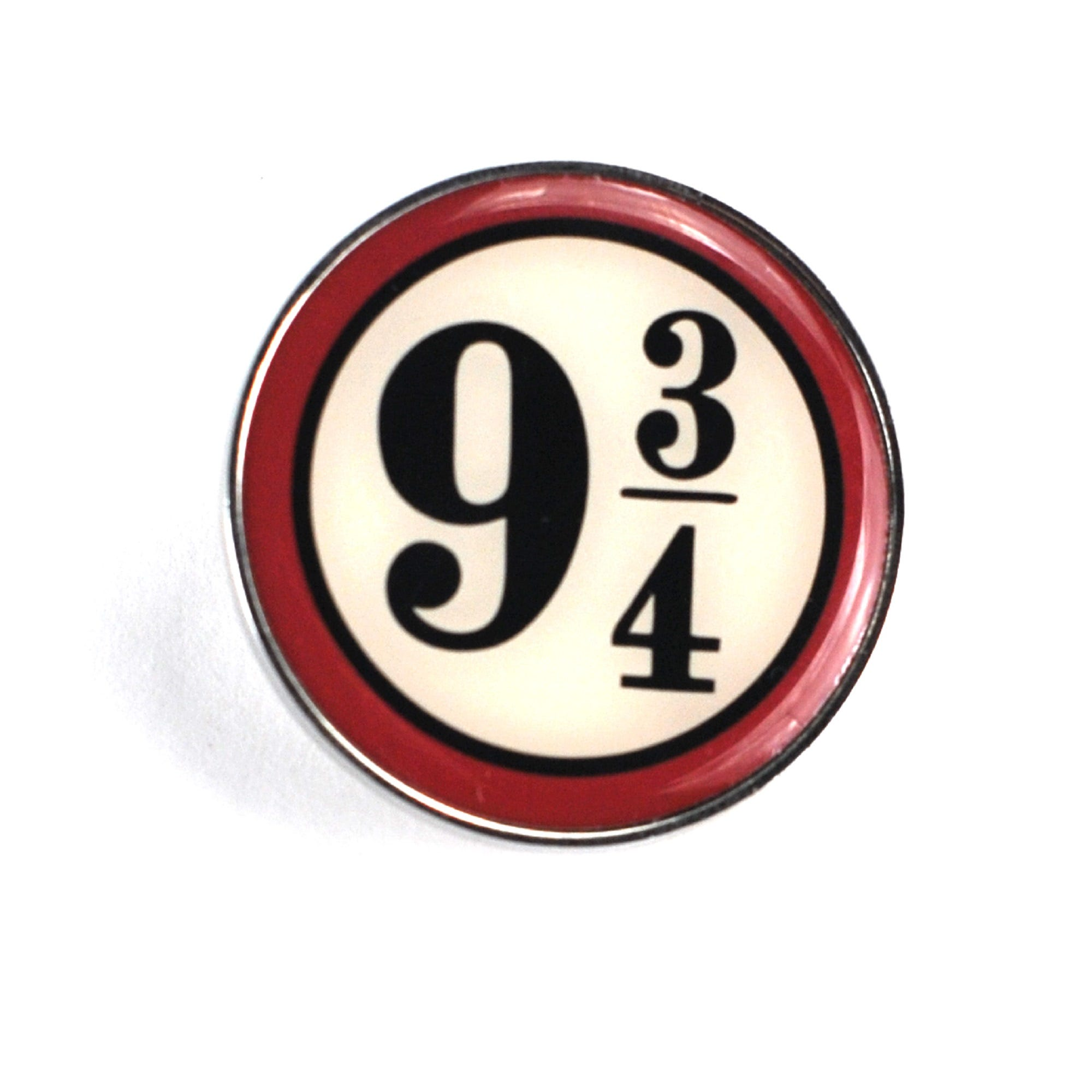 Harry Potter Platform 9 3/4 Enamel Badge