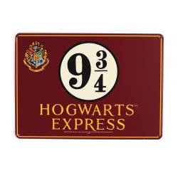 Harry Potter Hogwarts Express Small Tin Sign