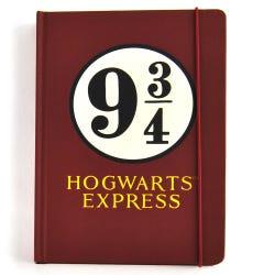Harry Potter Platform 9 3/4 A5 Notebook