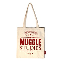 Harry Potter Muggle Studies Tote Shopper Bag