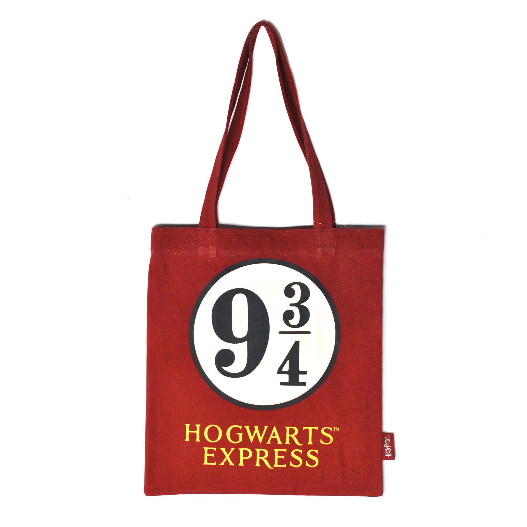 Harry Potter Platform 9 3/4 Tote Shopper Bag