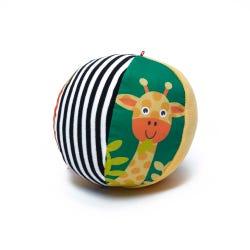 Hamleys Baby Jungle Soft Ball