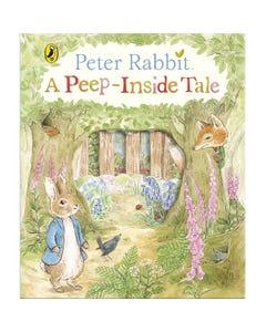 Peter Rabbit A Peep Inside Book
