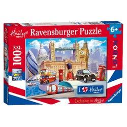 Ravensburger Hamleys London XXL 100 Piece Puzzle