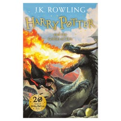 Harry Potter & The Goblet Of Fire Book